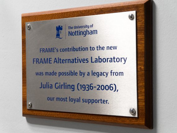 FRAME Alternatives Laboratory