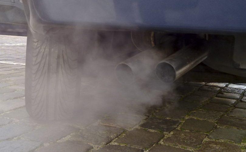 Volkswagen's diesel fume tests