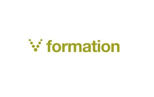 V Formation logo