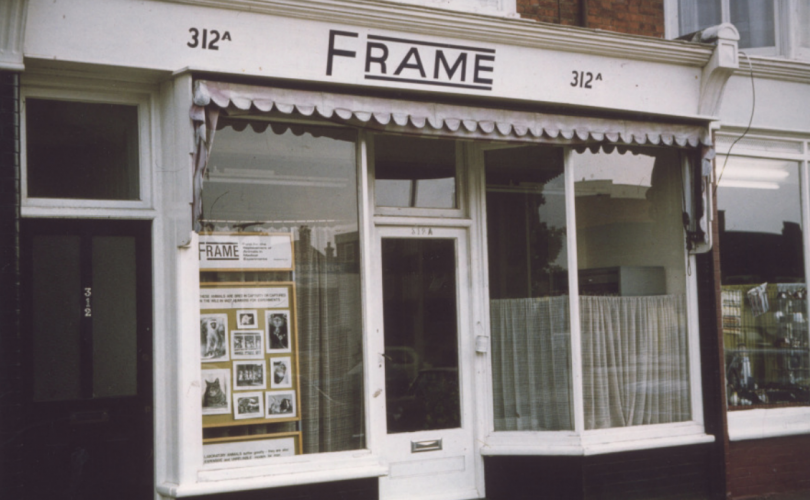 FRAME's first HQ Wimbledon